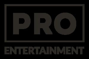 logo pro entertainment
